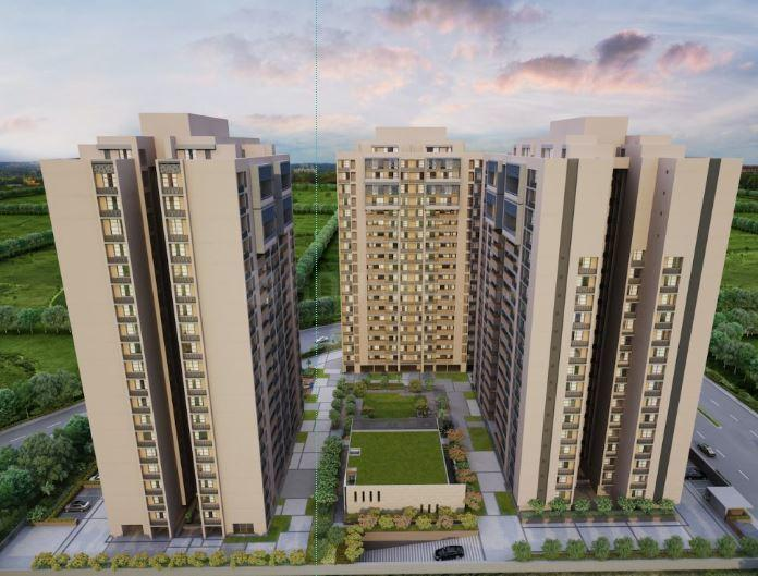 Gallery Cover Pic of Safal Riviera Woods