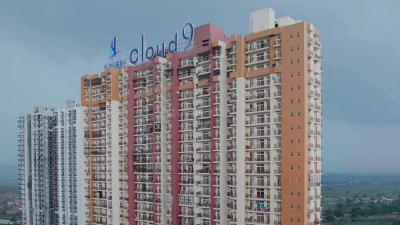 Gallery Cover Image of 887 Sq.ft 2 BHK Apartment for buy in Rishabh Cloud9 Towers, Shakti Khand for 4000000
