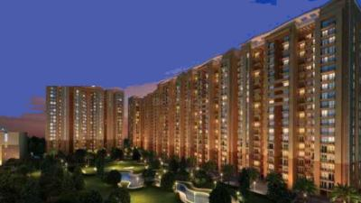 Gallery Cover Image of 1100 Sq.ft 3 BHK Apartment for rent in Aditya World City, Wave City for 6000