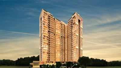 Gallery Cover Image of 750 Sq.ft 1 BHK Apartment for rent in Srishti Group Harmony III Phase 1, Powai for 29000