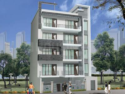 Gallery Cover Image of 360 Sq.ft 1 RK Independent Floor for buy in EBP Homes - 1, Govindpuri for 1499000