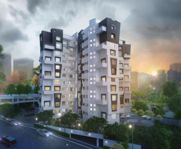 Gallery Cover Image of 1540 Sq.ft 3 BHK Apartment for buy in Exuberance Elite C, Kondhwa for 9900000