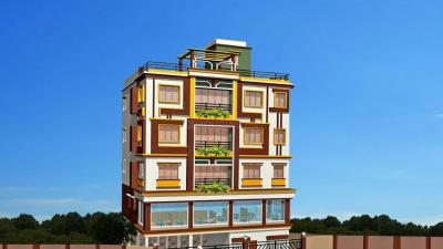 Gallery Cover Image of 950 Sq.ft 3 BHK Apartment for buy in Pallysree Heights, Netaji Nagar for 4200000