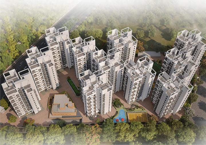 Gallery Cover Pic of Rama Celestial City Phase II Building I J K