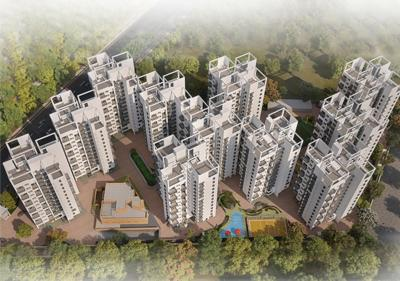 Rama Celestial City Phase II Building I J K