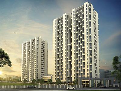 Gallery Cover Image of 900 Sq.ft 2 BHK Apartment for rent in Vilas Javdekar Yashwin, Hinjewadi for 17000