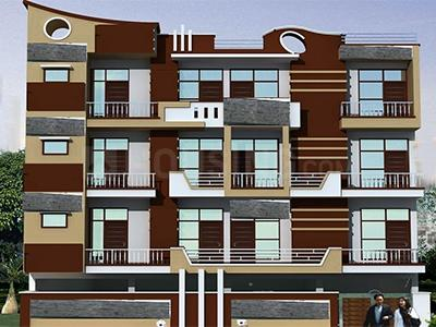 Gallery Cover Image of 794 Sq.ft 1 RK Apartment for buy in Shashtri Homes - 16, Ved Vihar for 2300000