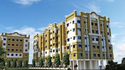Gallery Cover Image of 850 Sq.ft 2 BHK Apartment for rent in Orion Garden View, Tangra for 23500