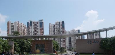 Gallery Cover Image of 1690 Sq.ft 3 BHK Apartment for rent in Olympia Opaline, Semmancheri for 30000