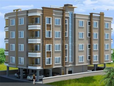 Gallery Cover Image of 880 Sq.ft 2 BHK Apartment for buy in Bhawani Apartment 2, Keshtopur for 3200000