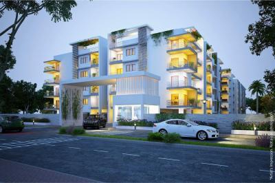 Gallery Cover Image of 2400 Sq.ft 3 BHK Apartment for rent in Mahalakshmi, Sahakara Nagar for 34000