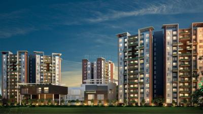 Gallery Cover Image of 1395 Sq.ft 3 BHK Apartment for buy in Siddha Happyville, Reekjoyoni for 8300000