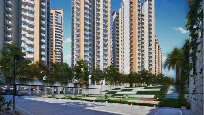 Gallery Cover Image of 1246 Sq.ft 2 BHK Apartment for rent in Gaursons Hi Tech Grandeur 2, Sector 119 for 17000