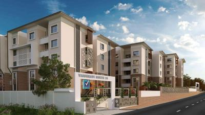 Gallery Cover Image of 1682 Sq.ft 3 BHK Apartment for buy in Vaishnavi North 24, Hebbal Kempapura for 12900000