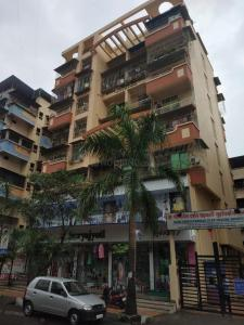 Gallery Cover Image of 600 Sq.ft 1 BHK Apartment for rent in Shree Ganesh Darshan, Kamothe for 9000
