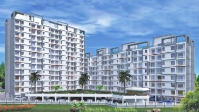 Gallery Cover Image of 910 Sq.ft 2 BHK Apartment for buy in AL Saad Hira Residency Phase II, Shilphata for 6500000