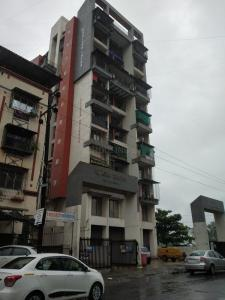 Gallery Cover Image of 734 Sq.ft 1 BHK Apartment for rent in Ellora Heights Apartment, Kamothe for 12200