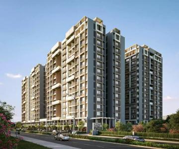 Gallery Cover Image of 1825 Sq.ft 3 BHK Apartment for buy in Silver Spring, Bopal for 7482500