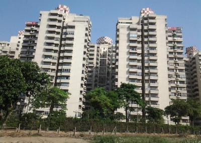 Gallery Cover Image of 729 Sq.ft 1 BHK Apartment for rent in Ansal Sushant Estate, Sector 52 for 19000