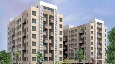 Gallery Cover Image of 933 Sq.ft 2 BHK Apartment for buy in Alliance Nisarg, Wakad for 5900000