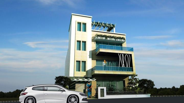 Gallery Cover Pic of Sharma Builder Floor-4