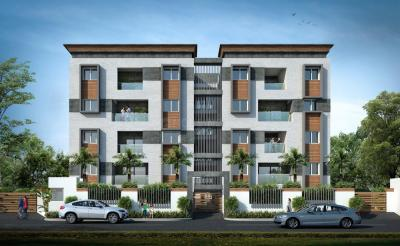 Gallery Cover Image of 1532 Sq.ft 3 BHK Apartment for buy in Adroit House of Ambal, Thousand Lights for 23746000