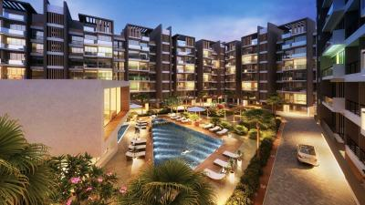 Gallery Cover Image of 2311 Sq.ft 4 BHK Apartment for buy in North Grande, North Dum Dum for 9244000