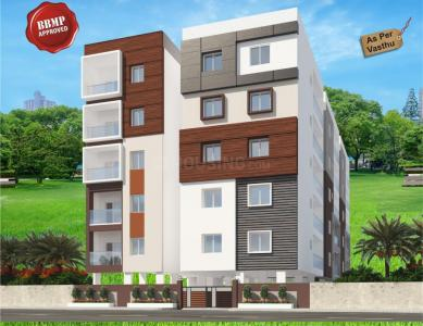 Gallery Cover Image of 1110 Sq.ft 2 BHK Apartment for buy in Urban Brezz, Thanisandra for 5989000