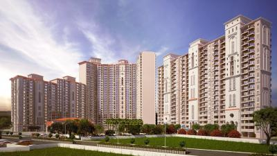 Gallery Cover Image of 1900 Sq.ft 3 BHK Apartment for rent in DLF Regal Gardens, Sector 90 for 20000