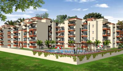 Gallery Cover Image of 1550 Sq.ft 3 BHK Apartment for buy in Damden Zephyr, Gottigere for 5000000