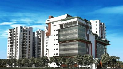 Gallery Cover Image of 1846 Sq.ft 3 BHK Apartment for rent in Saket Callipolis, Halanayakanahalli for 35000