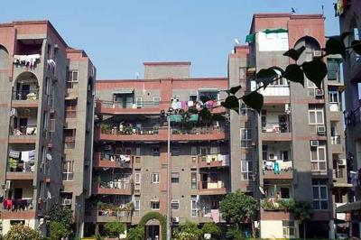 CGHS Rashtrapati BCA Apartments