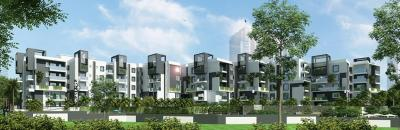 Gallery Cover Image of 1800 Sq.ft 3 BHK Apartment for rent in Trendsquares Ortus, Amrutahalli for 28000
