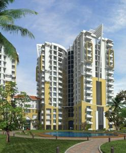 Gallery Cover Image of 1375 Sq.ft 2 BHK Apartment for rent in Raja Aristos, Gottigere for 24000