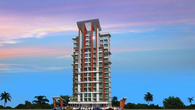 Gallery Cover Image of 825 Sq.ft 2 BHK Apartment for buy in SR A. N. Hill View, Nerul for 7500000