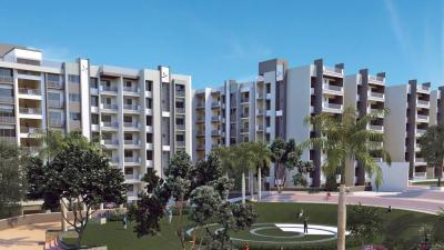 Gallery Cover Image of 2200 Sq.ft 3 BHK Apartment for rent in Pramukh House Pramukh Gardens, Park City for 19000