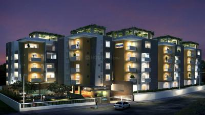 Gallery Cover Image of 1300 Sq.ft 2 BHK Apartment for rent in Nakshatra Celestia, Chokkanahalli for 16000