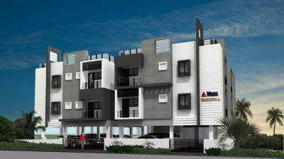 Gallery Cover Image of 815 Sq.ft 2 BHK Apartment for rent in MACC Soorya, Iyyappanthangal for 11000