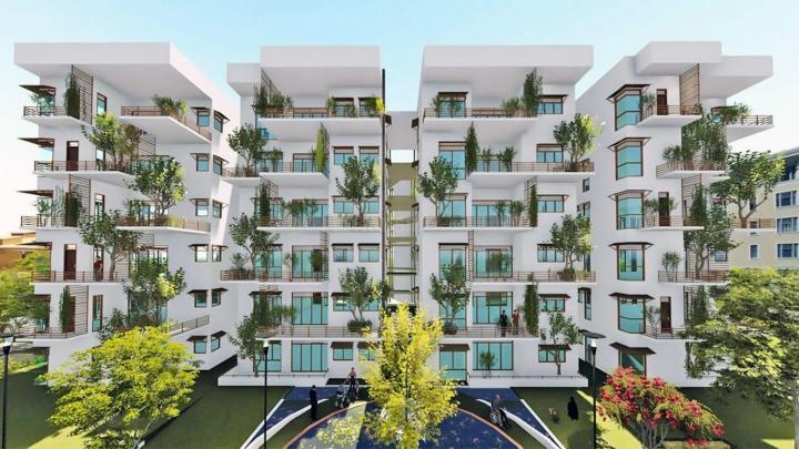 Gallery Cover Pic of Preeti E5 Apartments