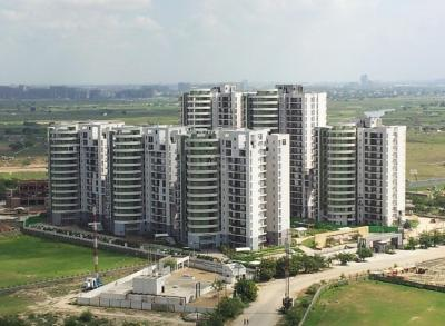 Gallery Cover Image of 1639 Sq.ft 3 BHK Apartment for rent in Eldeco Aamantran by Eldeco, Sector 119 for 25000