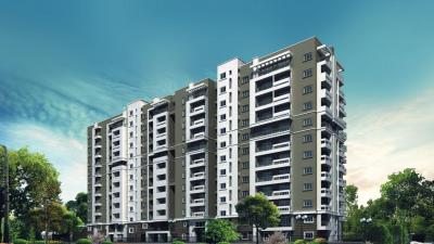 Gallery Cover Image of 2820 Sq.ft 4 BHK Apartment for rent in Raheja Quiescent Heights, Hitech City for 75000