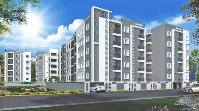Gallery Cover Image of 1138 Sq.ft 2 BHK Apartment for rent in NR White Meadows, Singasandra for 20000
