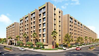 Gallery Cover Image of 900 Sq.ft 1 BHK Apartment for rent in Devnandan Sankalp City, Nava Naroda for 5500