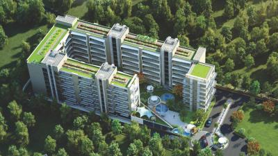 Gallery Cover Image of 800 Sq.ft 2 BHK Independent House for buy in RBS Nilaya Hills, Banjarawala for 3950000