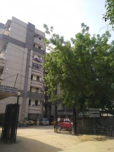 Gallery Cover Image of 1500 Sq.ft 3 BHK Apartment for rent in Bhawalpur Apartment, Sector 6 Dwarka for 27000