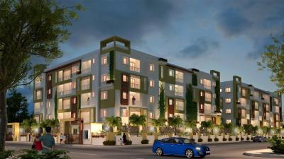 Gallery Cover Image of 1188 Sq.ft 2 BHK Apartment for rent in Mana Karmel, Carmelaram for 23000
