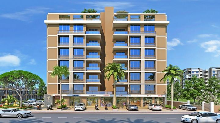 Gallery Cover Pic of Jay Visat Infra Royal