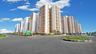 Gallery Cover Image of 940 Sq.ft 2 BHK Apartment for buy in Jaypee Kosmos, Sector 134 for 3400000