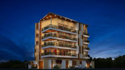 Gallery Cover Image of 3691 Sq.ft 4 BHK Villa for buy in Redifice Private Residencies - Maddox Edge, Jayamahal for 53519500