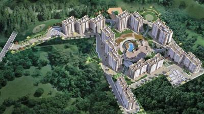 Gallery Cover Image of 2467 Sq.ft 4 BHK Apartment for rent in Song Of The South, Akshayanagar for 50000